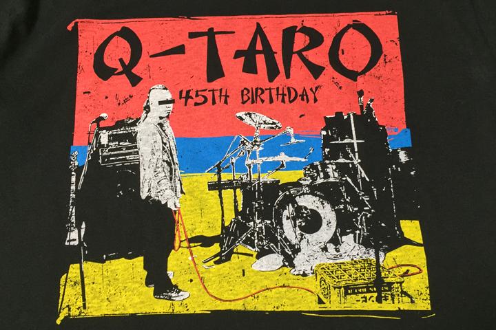 Q太郎生誕45年を祝う会