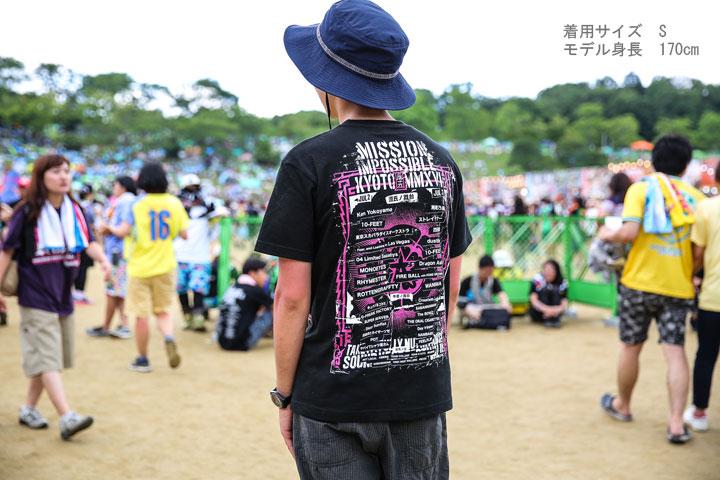 鬼タイジTシャツ
